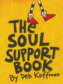 The Soul Support Book - cover