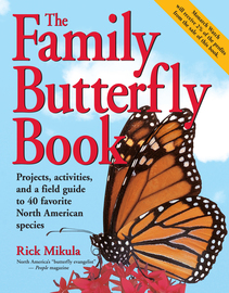 The Family Butterfly Book - cover