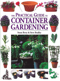 The Practical Guide to Container Gardening - cover