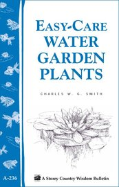 Easy-Care Water Garden Plants - cover