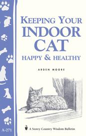 Keeping Your Indoor Cat Happy & Healthy - cover
