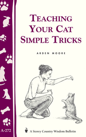 Teaching Your Cat Simple Tricks  - cover