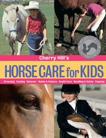 Cherry Hill's Horse Care for Kids - cover