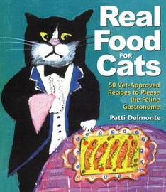 Real Food for Cats - cover