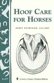 Hoof Care for Horses - cover