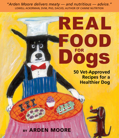 Real Food for Dogs - cover