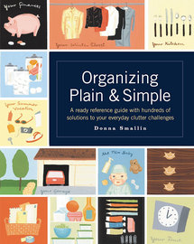 Organizing Plain & Simple - cover