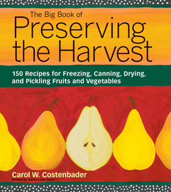 The Big Book of Preserving the Harvest - cover