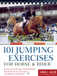 101 Jumping Exercises for Horse & Rider - cover