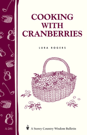 Cooking with Cranberries - cover