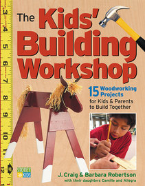 The Kids' Building Workshop - cover