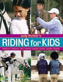 Riding for Kids - cover