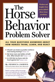 The Horse Behavior Problem Solver - cover