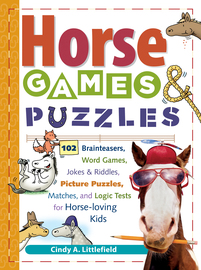 Horse Games & Puzzles - cover