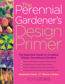 The Perennial Gardener's Design Primer - cover