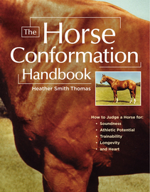 The Horse Conformation Handbook - cover