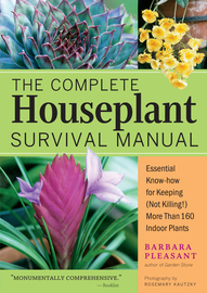 The Complete Houseplant Survival Manual - cover