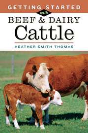 Getting Started with Beef & Dairy Cattle - cover