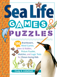 Sea Life Games & Puzzles - cover