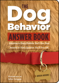 The Dog Behavior Answer Book - cover