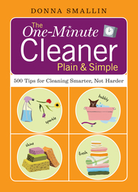 The One-Minute Cleaner Plain & Simple - cover