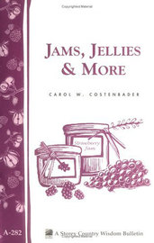 Jams, Jellies & More - cover