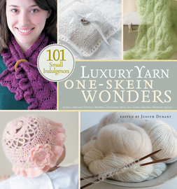 Luxury Yarn One-Skein Wonders® - cover
