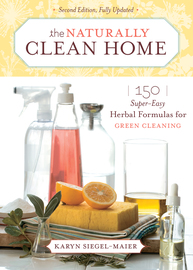 The Naturally Clean Home - cover