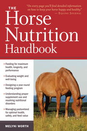 The Horse Nutrition Handbook - cover