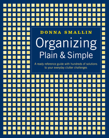 Organizing Plain & Simple - cover