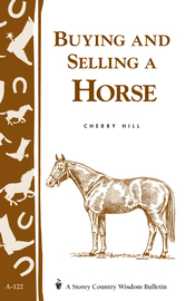 Buying and Selling a Horse - cover