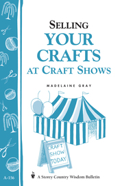 Selling Your Crafts at Craft Shows - cover