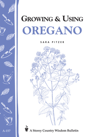 Growing & Using Oregano - cover