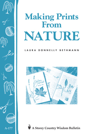 Making Prints from Nature - cover