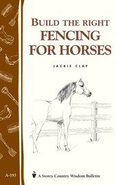 Build the Right Fencing for Horses - cover
