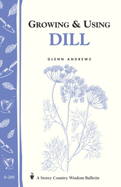 Growing & Using Dill - cover