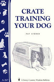 Crate Training Your Dog - cover