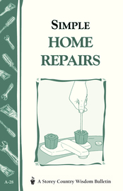 Simple Home Repairs - cover