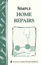 Simple Home Repairs - cover