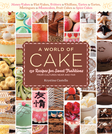 A World of Cake - cover
