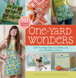 One-Yard Wonders - cover