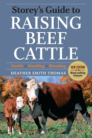 Storey's Guide to Raising Beef Cattle, 3rd Edition - cover