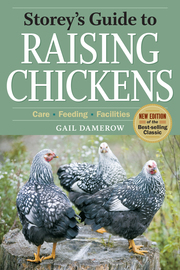 Storey's Guide to Raising Chickens, 3rd Edition - cover