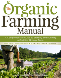 The Organic Farming Manual - cover