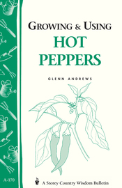 Growing & Using Hot Peppers - cover
