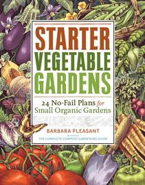 Starter Vegetable Gardens - cover