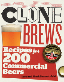CloneBrews, 2nd Edition - cover