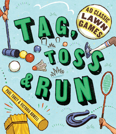 Tag, Toss & Run - cover