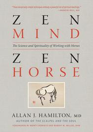 Zen Mind, Zen Horse - cover