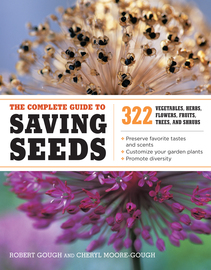 The Complete Guide to Saving Seeds - cover
